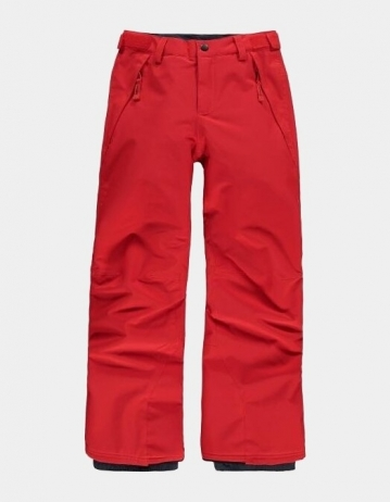 O'neill Anvil Pants Boy - Fiery Red - Product Photo 1