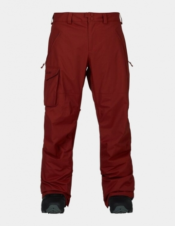 Burton Covert Insulated Pant - Fired Brick - Product Photo 1