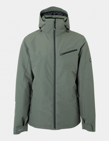 Brunotti Foresail Jacket - Beetle Green - Product Photo 1