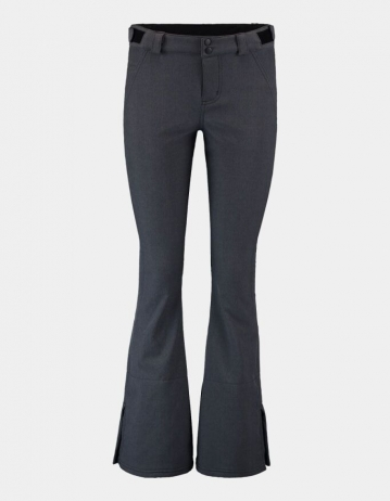 O'neill Pw Spell Pants Woman - Dark Grey Melee - Product Photo 1