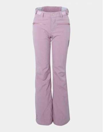 Brunotti Silvereye Melange Jr Girls Sofshell Pant - Old Rose - Product Photo 1