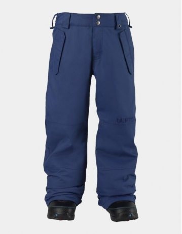 Burton Exile Cargo Pant Boy - Mood Indigo - Product Photo 1