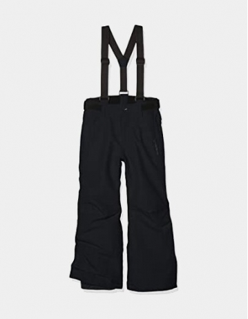 Brunotti Footstrap Boy Pant Black - Product Photo 1