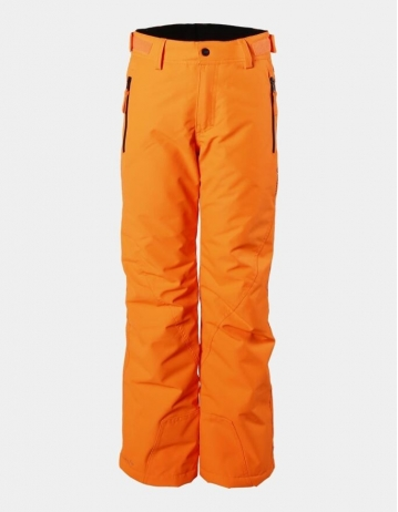 Brunotti Gobi Pant Boy - Fluo Orange - Product Photo 1