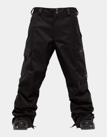 Burton Cargo Pant - Black - Product Photo 1