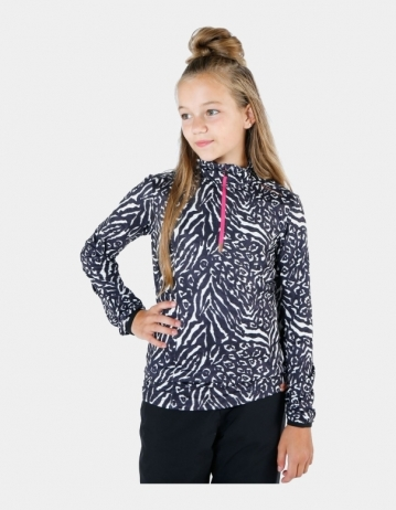 Brunotti Rodia Girl Fleece - Snow - Product Photo 1