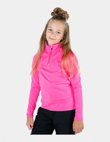 Brunotti Yrenny Girls Fleece - Pop Pink - Product Photo 1