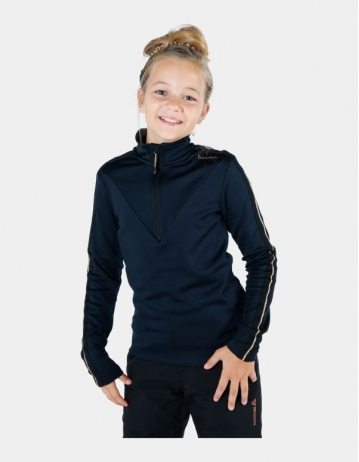 Brunotti Phesant Girl Fleece - Black - Product Photo 1