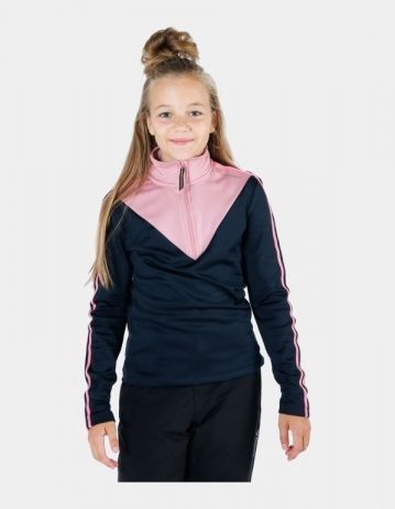 Brunotti Phesant Girl Fleece - Old Rose - Product Photo 1