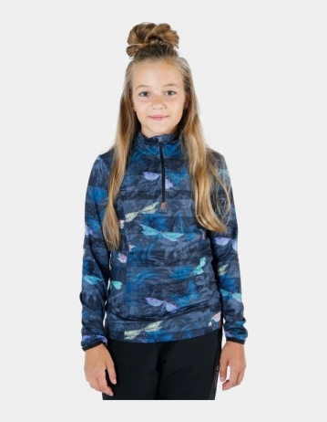 Brunotti Rodia Girl Fleece - Black - Product Photo 1
