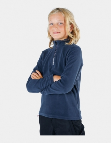 Brunotti Tenno Boy Fleece - Space Blue - Product Photo 1