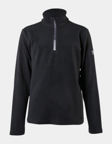 Brunotti Tenno Boy Fleece - Black - Product Photo 1