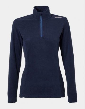 Brunotti Mismy Jr Girls Fleece – Astro Blue - Product Photo 1