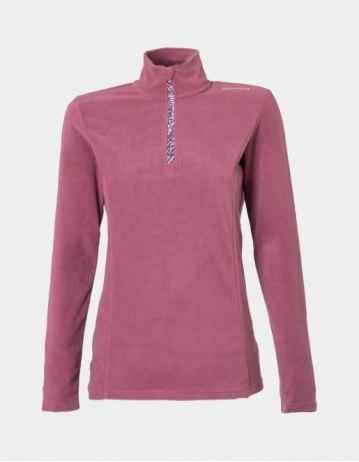 Brunotti Mismy Jr Girls Fleece - Pandora Pink - Product Photo 1