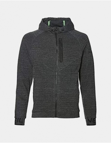 O'neill 2 Face Hybrid Fleece - Dark Grey Melee - Product Photo 1