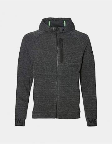O'neill 2 Face Hybrid Fleece - Dark Grey Melee - Product Photo 1