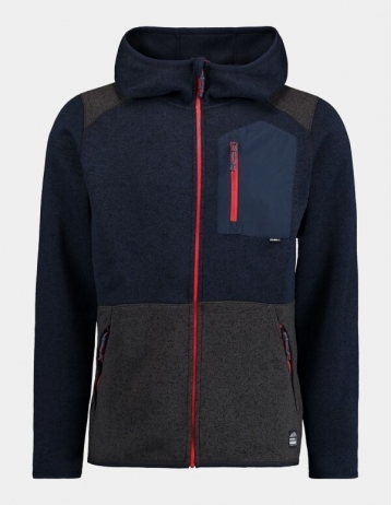 O'neill Piste Hoody Fleece - Ink Blue - Product Photo 1
