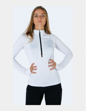 Brunotti Yrenna Women Fleece - White - Product Photo 1
