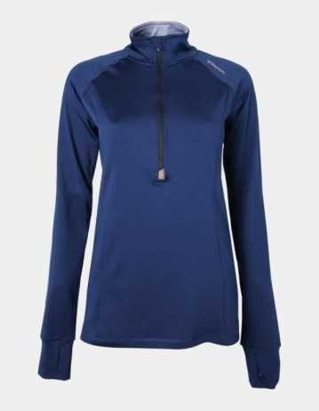 Brunotti Yrenna Women Fleece - Astro Blue - Product Photo 1