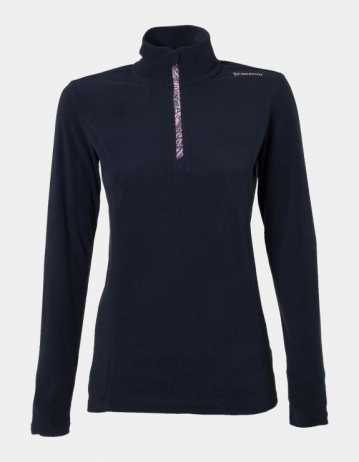 Brunotti Mismy Jr Girls Fleece – Black - Product Photo 1