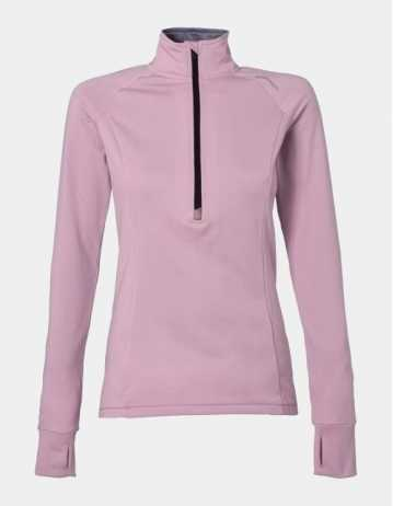 Brunotti Yrenny Jr Girls Fleece - Rose Tan Pink - Product Photo 1