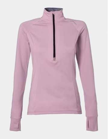 Brunotti Yrenny Jr Girls Fleece - Rose Tan Pink - Product Photo 1