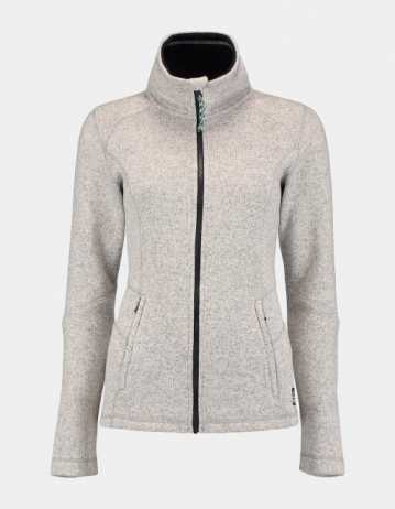 Oneill Piste Fleece Woman - Silver - Product Photo 1