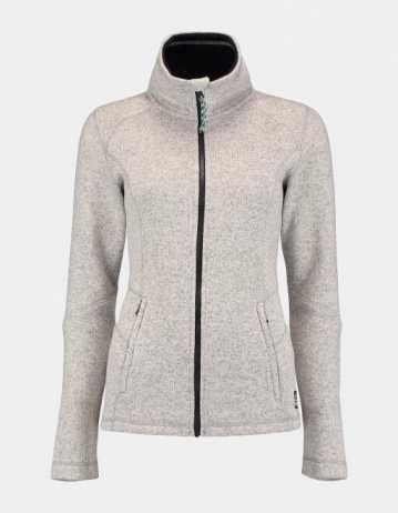 Oneill Piste Fleece Woman - Silver - Product Photo 1