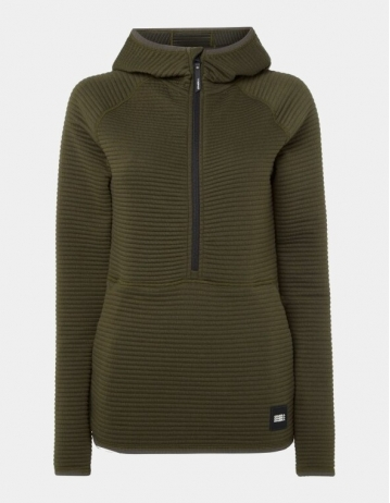O'neill Formation Halfzip Woman Fleece - Forest Night - Product Photo 1
