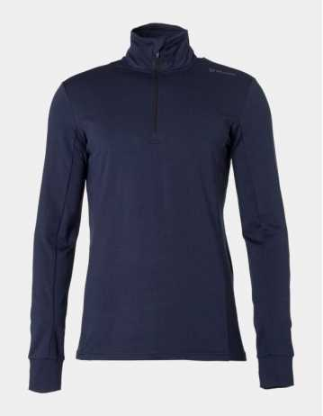 Brunotti Terni Jr Boys Fleece - Space Blue - Product Photo 1