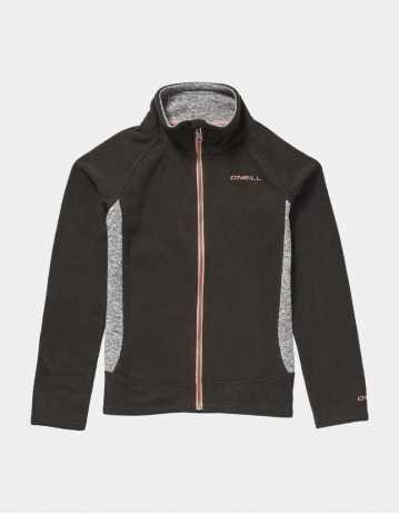 Oneill Slope Fz Fleece Boy – Blackout - Product Photo 1