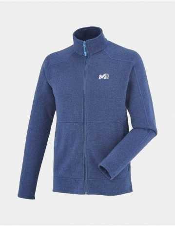 Millet Hickory Fleece Jacket - Estate Blue - Product Photo 1