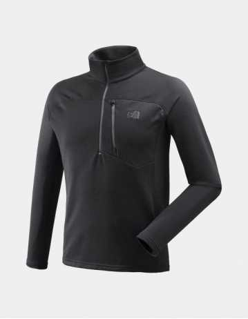 Millet Technostretch Zip – Black - Product Photo 1