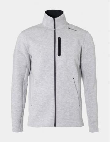 Brunotti Victory Nt Men Fleece Mid Grey Melee - Product Photo 1