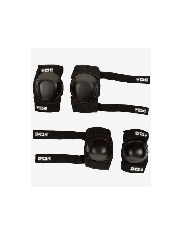 Tsg Protection Basic Set - Black - Protection  - Cover Photo 2