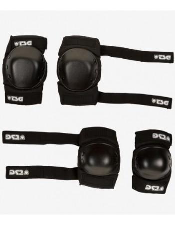 TSG Protection basic set - Black - Protection - Miniature Photo 2