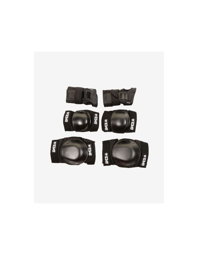 Tsg Protection Basic Set - Black - Protection  - Cover Photo 1
