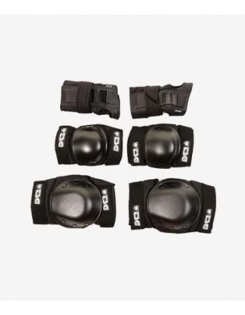 TSG Protection basic set - Black - Protection - Miniature Photo 1