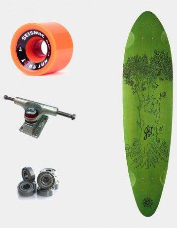 """Jet Kingpin 345"""" Hippy Tree. - Product Photo 1"""