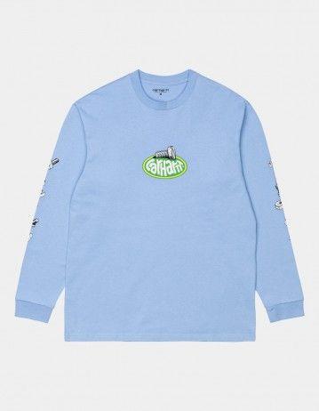 Carhartt L/S Screw T-Shirt...