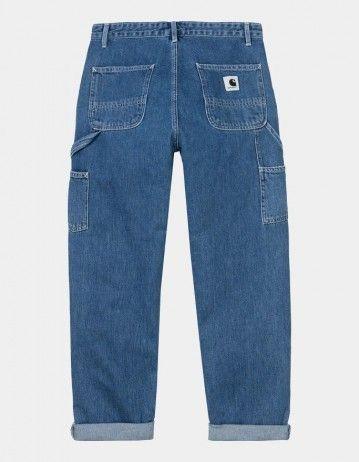 Carhartt W Pierce Pant Blue...
