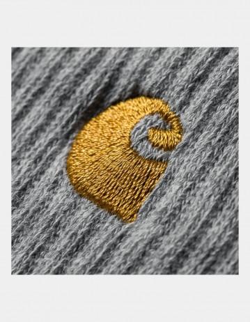 Carhartt Chase Socks Grey Heather / Gold - Product Photo 2