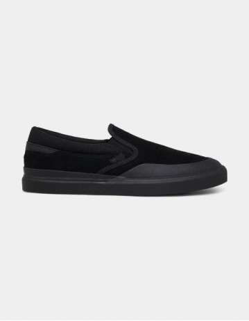 Dc Shoes Infinite Slip-On All Black - Product Photo 1