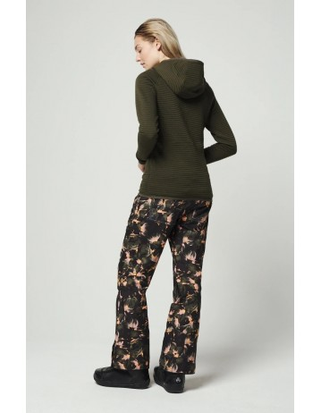 O'neill Formation Halfzip Woman Fleece - Forest Night - Product Photo 2