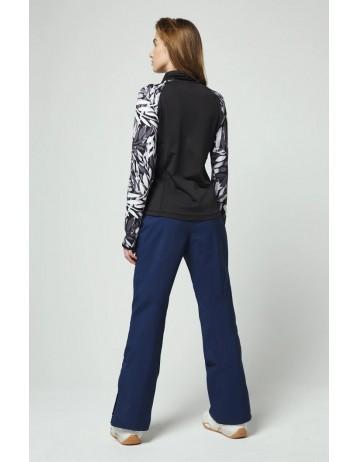 O'neill Printed Fleece Woman - Blackout - Product Photo 2