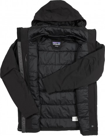 Patagonia Insulated Quandry Jkt Black - Product Photo 2