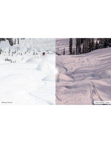 Oakley Fall Line Snow Goggle - Matte Black (Prizm Snow Torch Iridium) - Product Photo 2