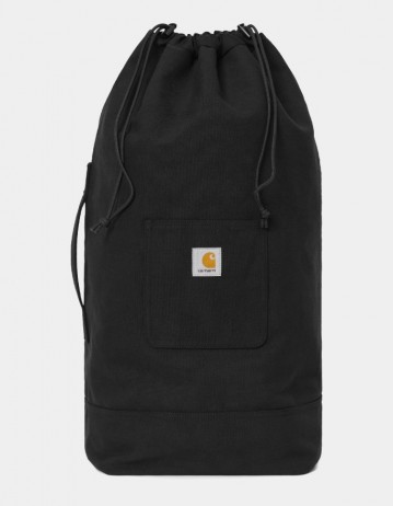 Carhartt Wip Canvas Duffle Black / Black. - Product Photo 1