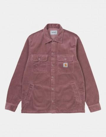 Carhartt Wip Dixon Shirt Jac Malaga Rinsed. - Product Photo 1
