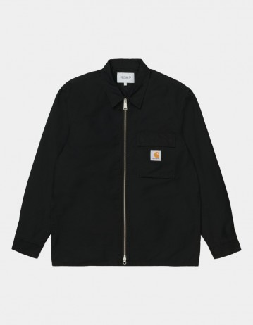 Carhartt Wip Lander Shirt Jac Black. - Product Photo 1